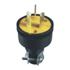 Durable And Safe Electric Plug 250V 20Amp U Plug SERIES Fireproof ABS Material